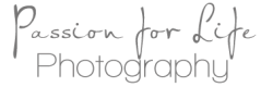 Passion for Life Photography Logo